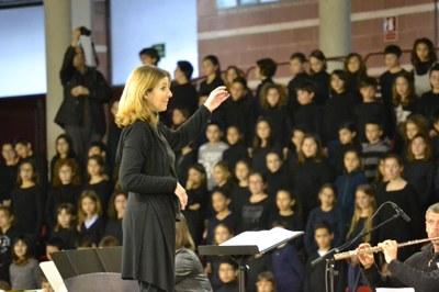 La Cantata Escolar torna a Les Comes el 20 de març