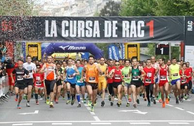 La Cursa de RAC1, diumenge 19 de maig a Igualada