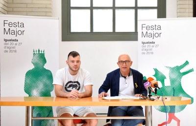 La Festa Major 2018, del 20 al 27 d'agost
