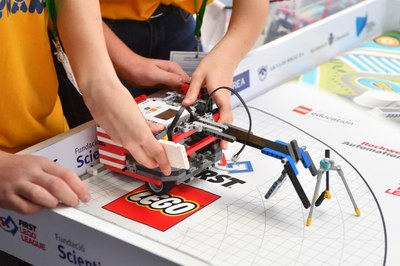 La FIRST LEGO League 2019 arriba Igualada