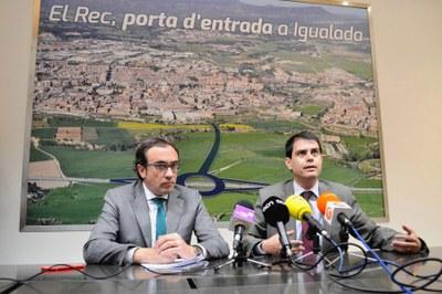 La Generalitat inicia la tramitació del futur enllaç de la Ronda Sud