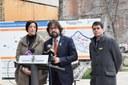 La Generalitat presenta l'estudi informatiu de l'enllaç amb la Ronda Sud