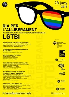 La MICOD se suma al Dia per l'Alliberament LGTBI