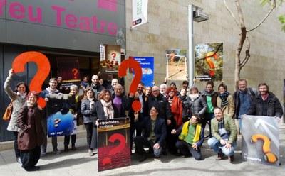 La Mostra d'Igualada celebra el Dia Mundial del Teatre Infantil i Juvenil