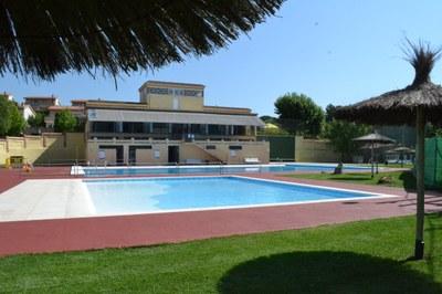 La piscina municipal del Molí Nou obrirà del 21 de juny al 12 de setembre en horari complert