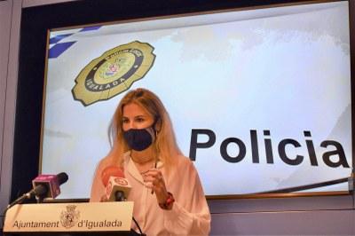 La Policia Local aixeca 85 actes per incomplir mesures de seguretat durant la primera setmana amb toc de queda