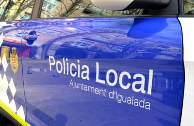 La Policia Local deté els autors de diversos furts a la Revetlla de les Places