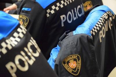La Policia Local intensifica el control de comportaments incívics durant els dies en què s'havia de celebrar la festa major