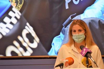La setmana de Nadal, la Policia Local aixeca 66 actes relacionades amb les normes sanitàries