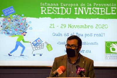 La Setmana Europea de Prevenció de Residus, a Igualada