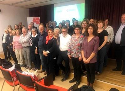 La Síndica d'Igualada, al 25è aniversari de la Sindicatura de Vilafranca