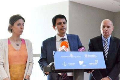 La UdL impartirà a Igualada un doble grau en Fisioteràpia i Nutrició