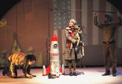 La Xarxa d'Igualada porta 'Laika' al Teatre Municipal l'Ateneu