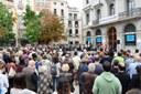 L'Ajuntament se suma a l'aturada del 3 d'octubre