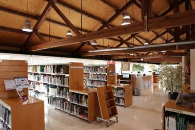 Les biblioteques d'Igualada amplien horaris per Selectivitat