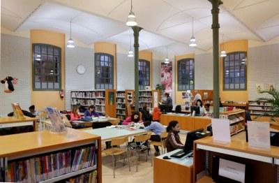 Les biblioteques d'Igualada amplien horaris