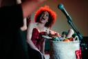 Les 'Gastro-rimes' clouen dissabte De Pell Sensible