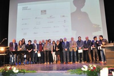 Lliurats els Premis Ciutat d'Igualada 2014