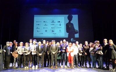 Lliurats els Premis Ciutat d'Igualada 2015