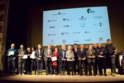 Lliurats els Premis Ciutat d'Igualada 2017