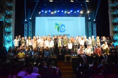 Lliurats els Premis Neptú de l'esport 2018