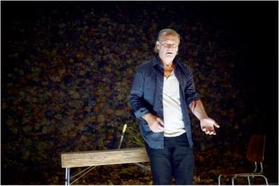 Lluís Homar porta diumenge 'Terra baixa' al Teatre Municipal l'Ateneu