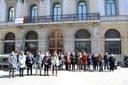 Minut de silenci pels atemptats de Brussel·les