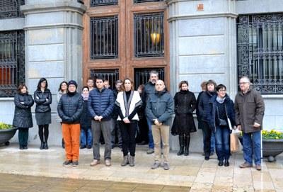 Minut de silenci per les víctimes de Berlin i Ankara