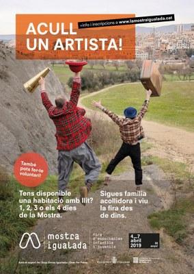 Mostra Igualada busca voluntaris i famílies acollidores per la 30a edició