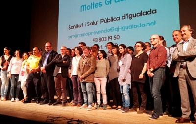 'Nits Q Igualada' es presenta en públic a l'Ateneu