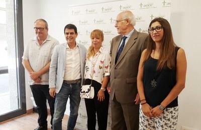 Nou centre assistencial de l'AECC-Catalunya contra el Càncer a Igualada