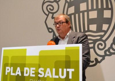 Nou Pla de Salut d'Igualada 2015-2018