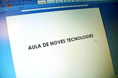 Nous cursos d'alfabetització informàtica