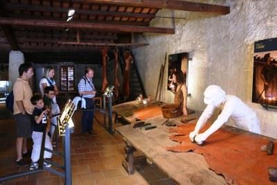 Nova visita guiada al Museu de la Pell
