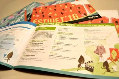 Noves publicacions del departament de Joventut