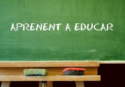 Noves xerrades del cicle 'Aprenent a educar'