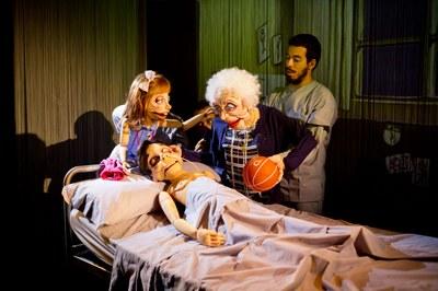 'Óscar, el niño dormido', el 3 de desembre a l'Ateneu