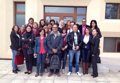 Participació en una conferència internacional a Aksakovo