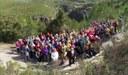 Passejada a Mediona de la gent gran d'Igualada