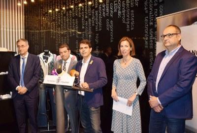 Projecte d'Especialització i Competitivitat Territorial per al tèxtil local