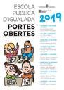 Portes obertes de les escoles públiques, curs 2019/2020