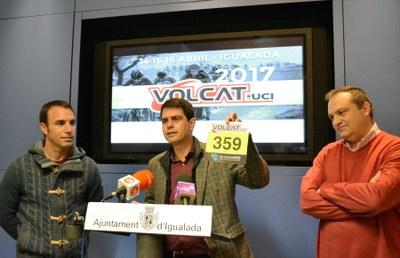 Presentació de la VolCat 2017
