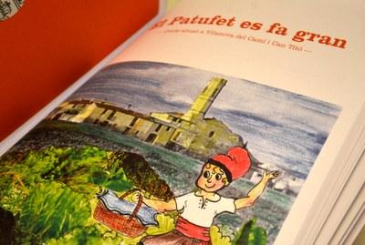 Presentació del llibre de contes 'Pels camins de l'Anoia'