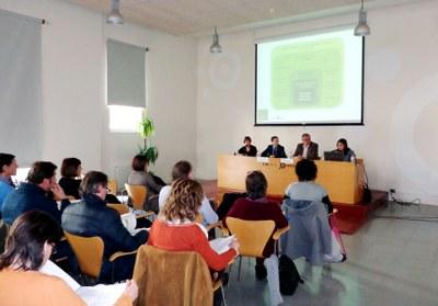 Presentació del Pla de Salut d'Igualada 2015-2018