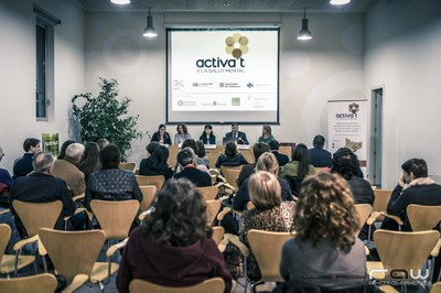 Presentació del programa 'Activa't per la salut mental'