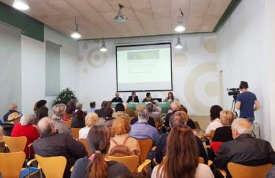 Presentat el Pla d'Acció d''Igualada, Ciutat Amiga de les Persones Grans'