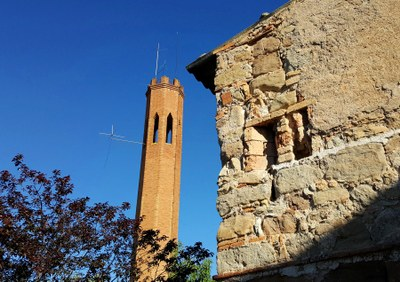 Projecte per recuperar el Fort de Sant Magí