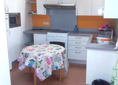 Reformes a la cuina del Centre Obert Montserrat