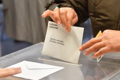 Resultats de les eleccions al Parlament 2017