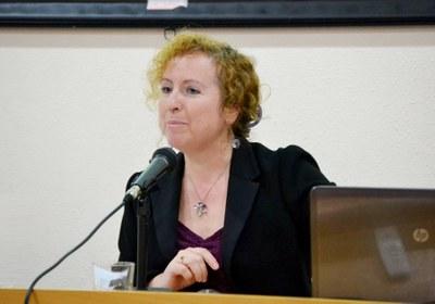 Sara Berbel reflexiona a Igualada sobre gènere i feminisme